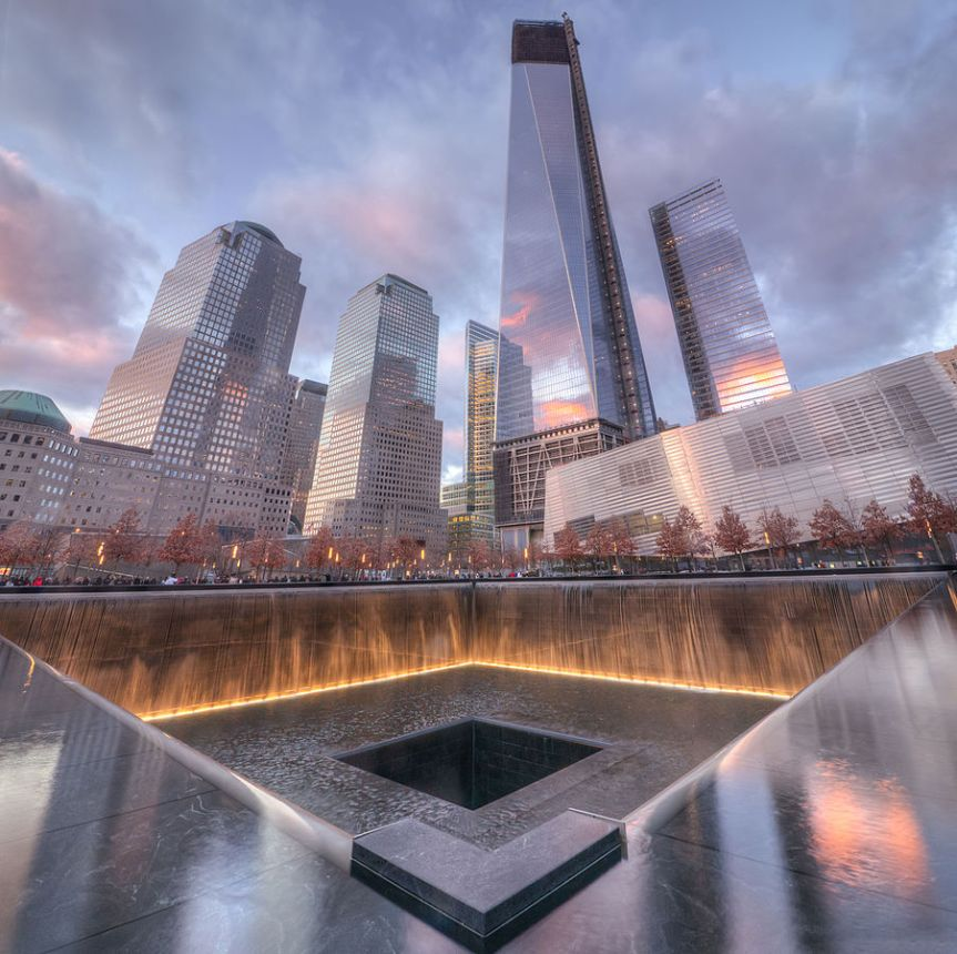 9/11 – When Thanks Is Not NearlyEnough