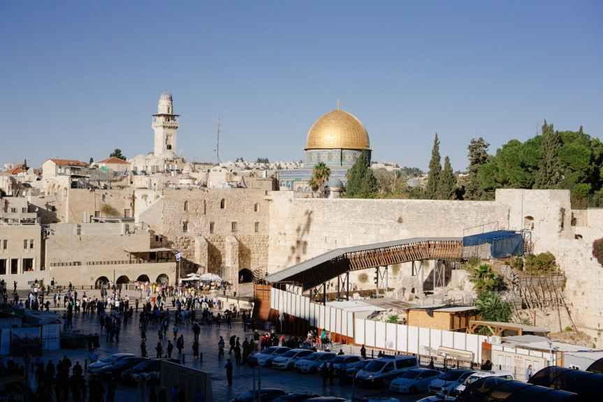 Jerusalem – The WesternWall